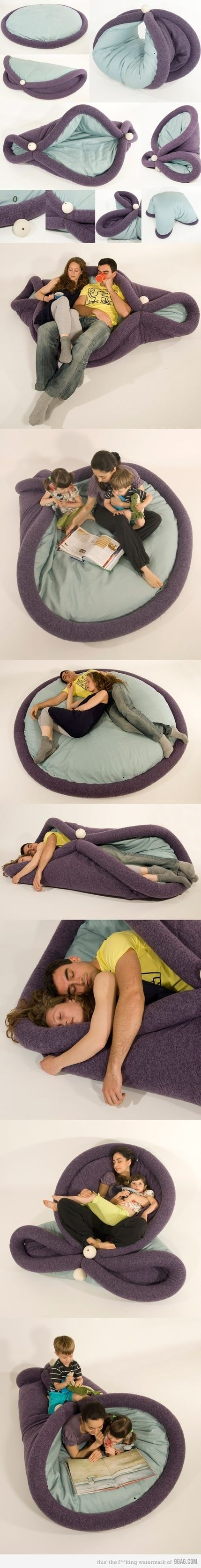Looks Soooo comfy! I'd love one of these! :)Snuggles, Dogs Beds, Burritos, Ideas, Awesome, Beans Bags, Fun, Things, Pillows