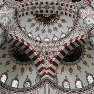 Mosque in Adana, Turkey.