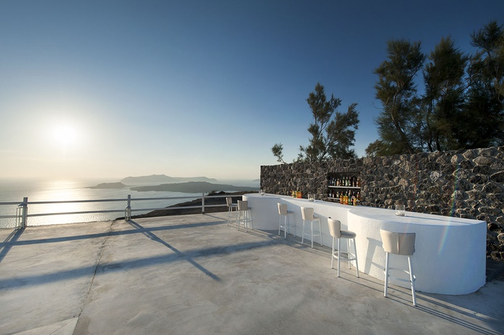 Princess Irianna Villa - Santorini Wedding Venue
