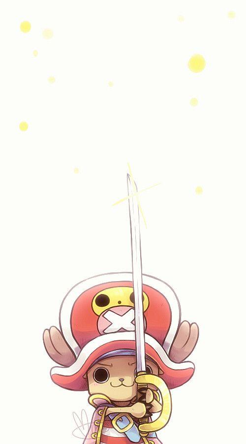 Chopper - Aah! Muero de amor <3
