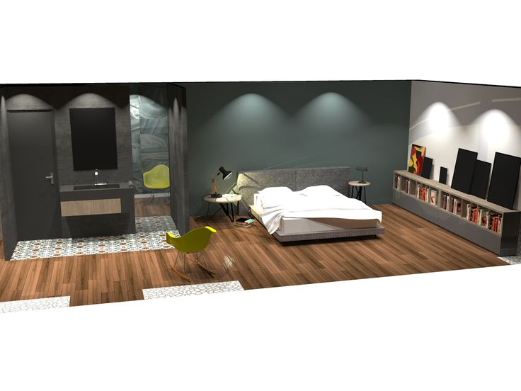 11 best Avant Projets 3D images on Pinterest Nantes, 3d design and - Salle De Bains Nantes