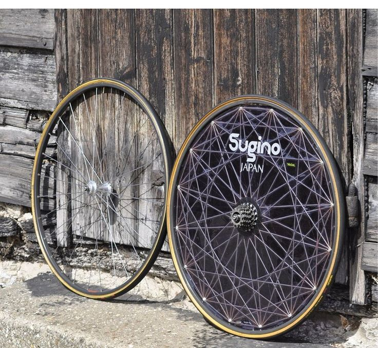 Sugino Tension Disc Wheel