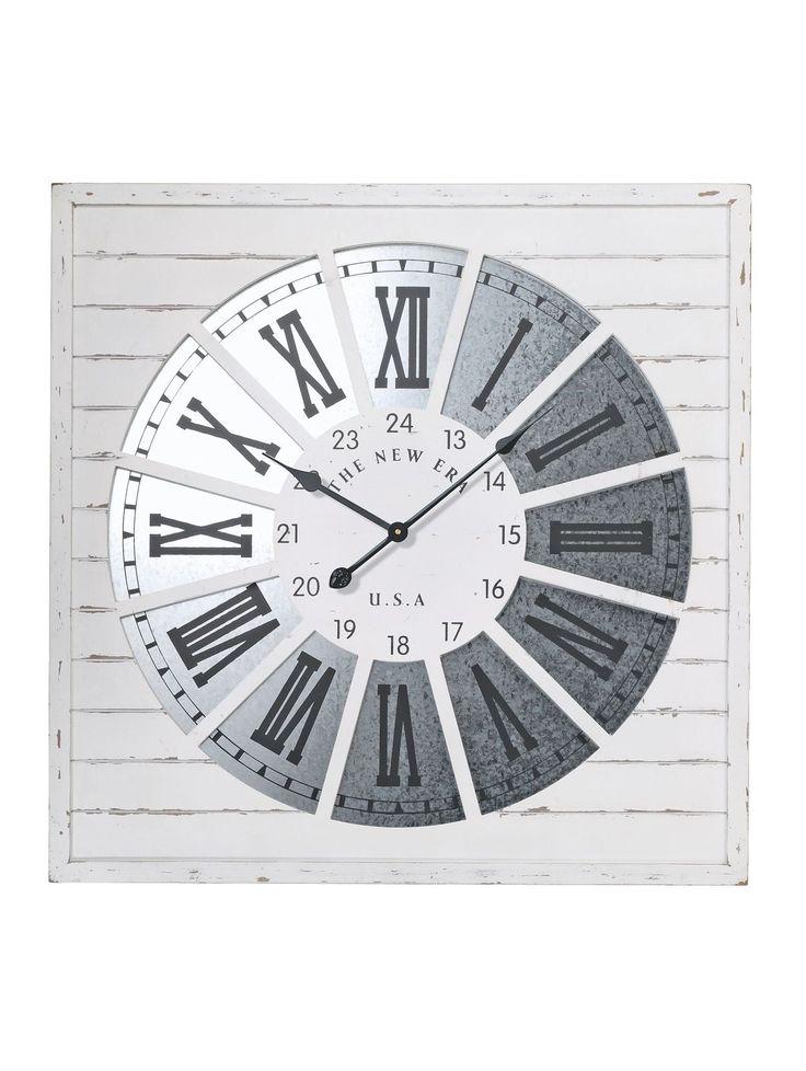 Wanduhr Rom, mit römischen Zahlen Jetzt bestellen unter: https://moebel.ladendirekt.de/dekoration/uhren/wanduhren/?uid=1db65750-d18a-5c9f-81ec-d3ce291e4edc&utm_source=pinterest&utm_medium=pin&utm_campaign=boards #living #wohnaccessoires #uhren #dekoration