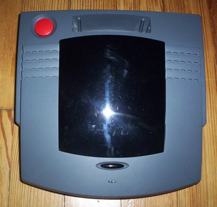 Atari Jaguar Duo prototype