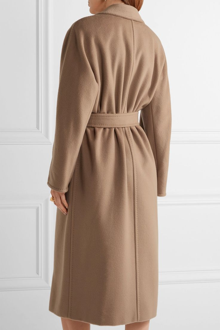 Max Mara | Madame oversized wool and cashmere-blend coat | NET-A-PORTER.COM