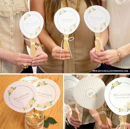 43 best Wedding Fan Favors images on Pinterest Wedding fans