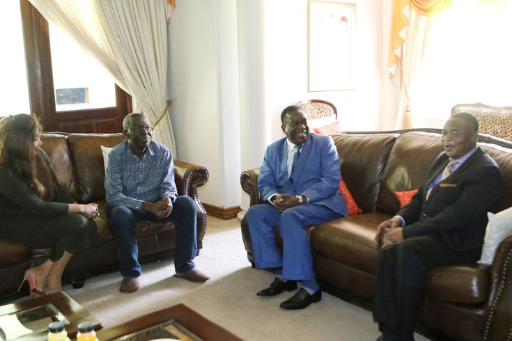Mnangagwa comes to Tsvangirai's rescue - Zimbabwe Independent - http://zimbabwe-consolidated-news.com/2018/01/12/mnangagwa-comes-to-tsvangirai039s-rescue-zimbabwe-independent/