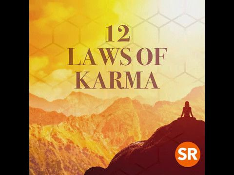 SIMPLE REMINDERS: We talk a lot about Karma in our day-to-day dealings with folk, and some of us have even seen the so-called 'Karma Bus' on occasion. But, do you know what the '12 Laws of Karma' are? Check out this video...