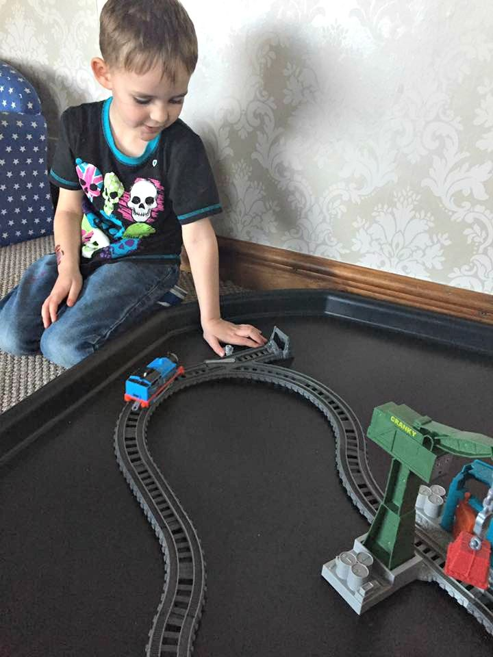 The Thomas & Friends Track Master Demolition at the Docks playset is suitable for children aged 3+. See what we thought of it in this review.