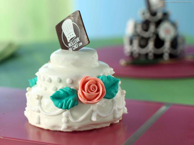... cake à la pistache  Recette  Minis, Mariage et Mini gâteaux de
