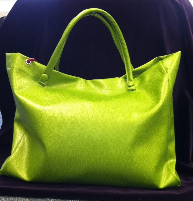 From Our New Division Work Designs Handbags This Is First Style Available In A Variety Of Fun Colors Made Marine Easy To Clean Vinyl