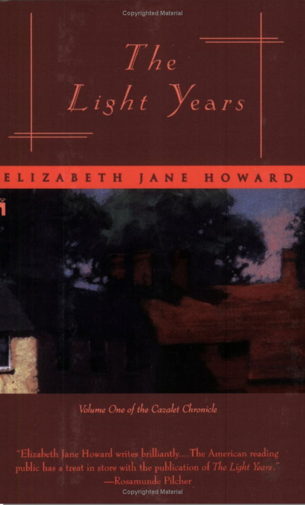 34 best vintage books book art images on pinterest antique the light years cazalet chronicle by elizabeth jane howard excellent series highly recommend great series of 4 books about period between the two fandeluxe Image collections