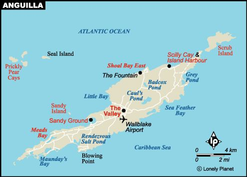 Best Caribbean Bermuda Maps Images On Pinterest Caribbean - Caribbean anguilla map