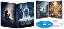Beauty and the Beast: SteelBook [Includes Digital Copy] [Blu-ray/DVD] [Only @ Best Buy] [2017]