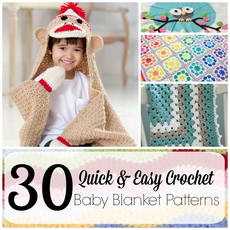 390 best Crochet baby afghans & snuggle blankets images on Pinterest ...
