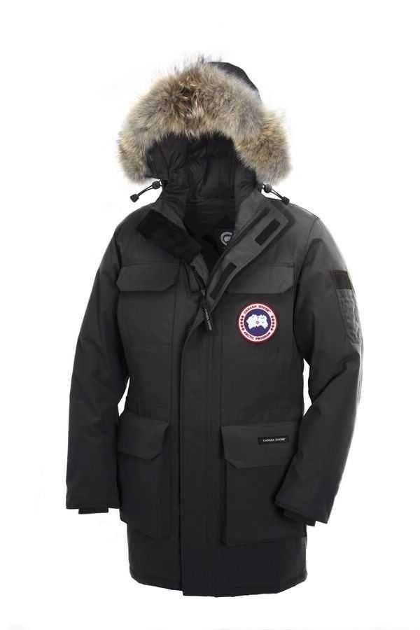 Canada Goose Citadel Parka Graphite Men's Jackets