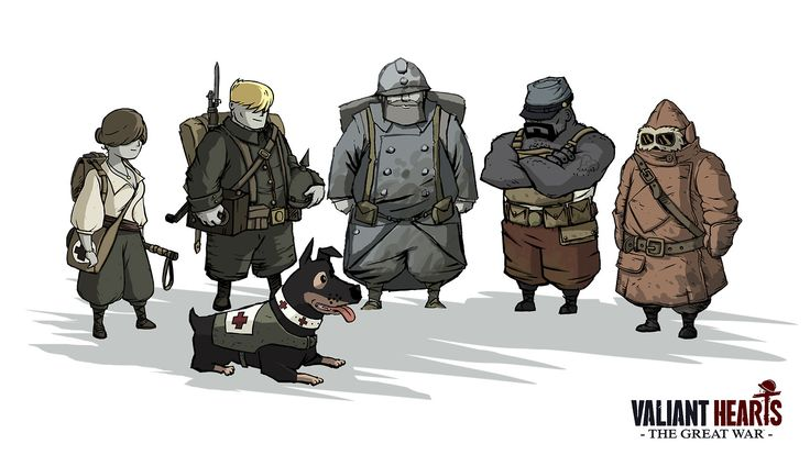 'Valiant Hearts The Great War' Blasts The Heart With History