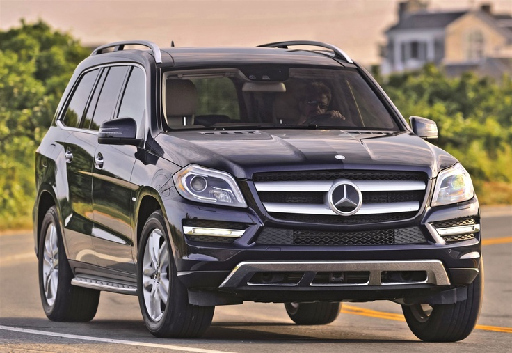 Mercedes-Benz GL 450 [Fuel consumption combined: 12,3-7,4 (l/100 km) | CO2 emission combined: 288-192 g/km] #mbhess #mbcars #mbgl