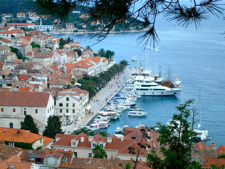 #Hvar, Croatie