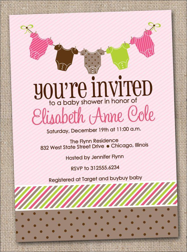 Bridal Shower Invitation Templates For Word Baby Shower Invitations - bridal shower invitation templates for word