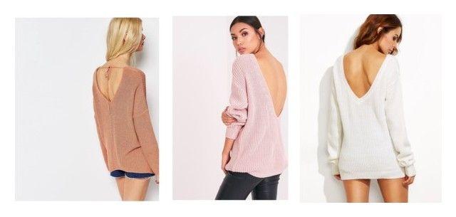 """swetry v"" by wnuczkazmaroka on Polyvore featuring moda i ASOS"