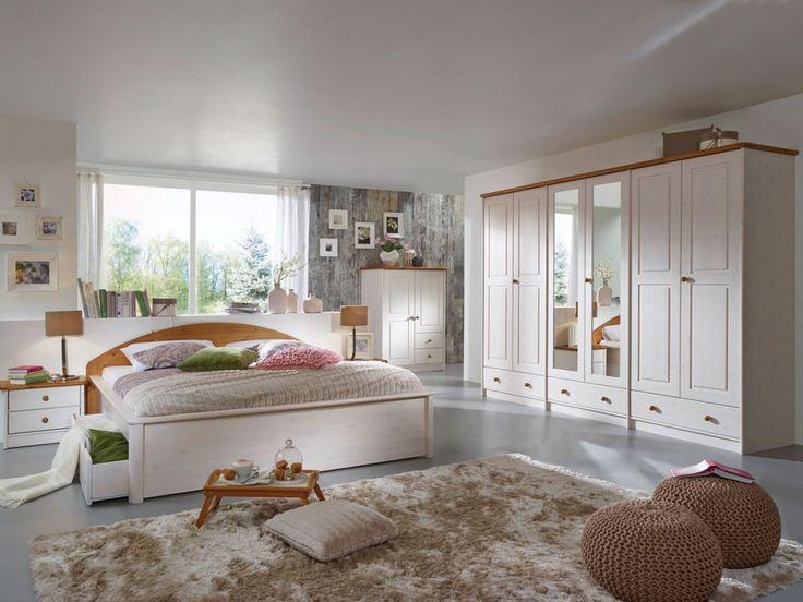 die 25+ besten ideen zu kiefer schlafzimmer auf pinterest   möbel ... - Schlafzimmer Kiefer Weis