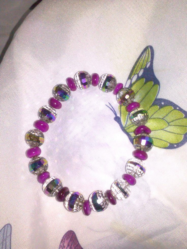 Crystals R Forever bracelet