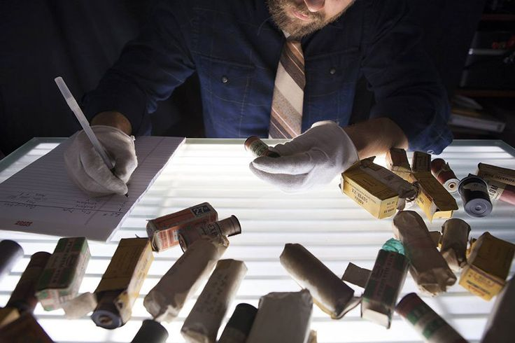 31 Rolls Of Undeveloped Film By Unknown WWII Soldier Discovered And Restored