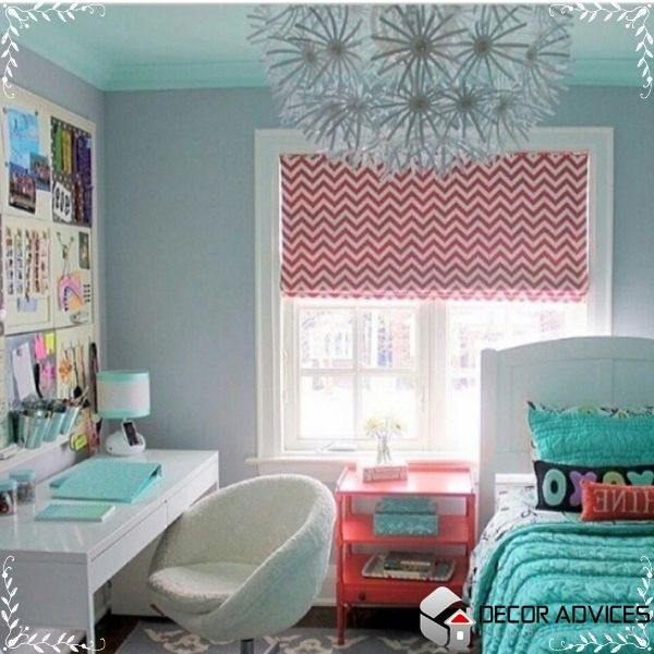 Teen room decoration personalized decors for teen rooms for Funky teenage girl bedroom ideas