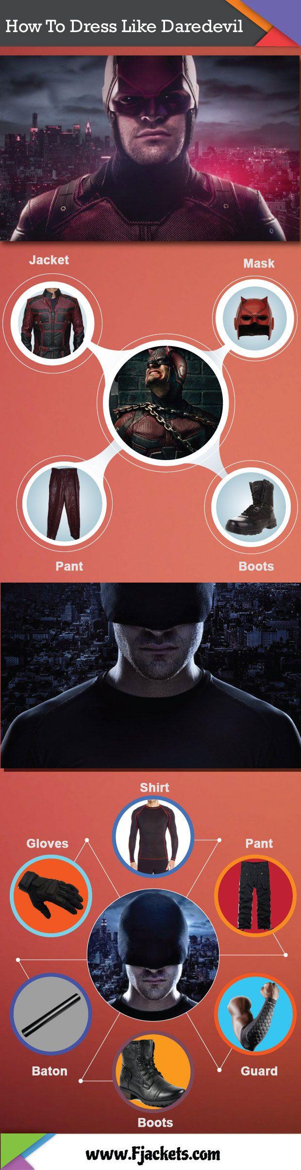 Daredevil Halloween Costumes