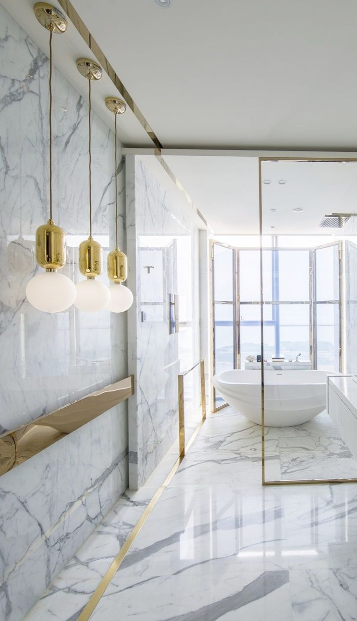 Interior Design Bathroom Tile Trends Bathroom Decor Green And Brown ...