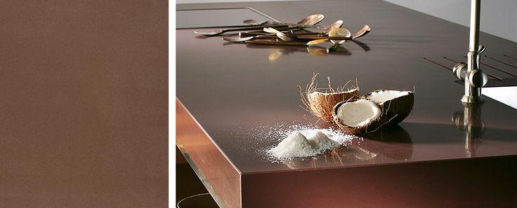 Countertops: Gedatsu | More kitchen remodeling ideas here: http://kitchendesigncolumbusohio.com/kitchen-ideas.html