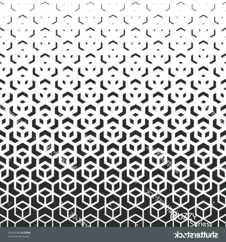 Nahtlose Geometrische Abstrakte Halbtonmuster Hintergrund Geometric Patterns Abstraktes Muster Geometrie Tattoo