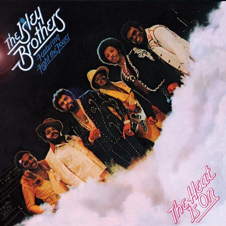 The Isley Brothers The Heat Is On Limited Edition Colored 180g LP from Friday Music Mastered by Joe Reagoso / Manufactured at RTI The Grammy Award-winning Isley Brothers have enjoyed one of the longes