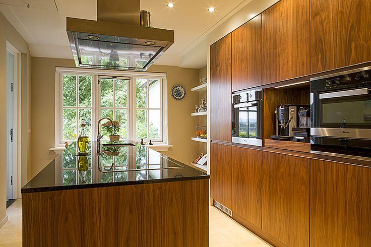 kastenwand keuken met nis - Google zoeken