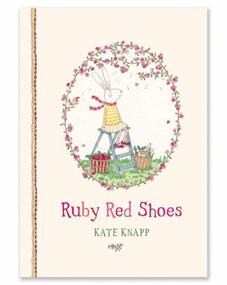 Ruby Red Shoes - absolutely love this book!