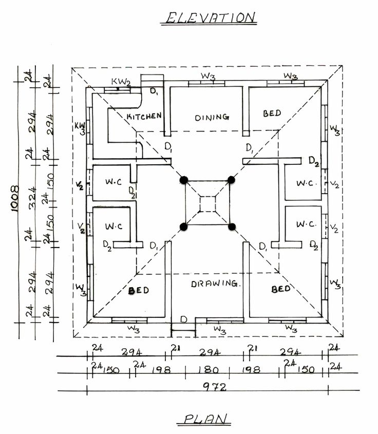 Good The 25+ Best Indian House Plans Ideas On Pinterest | Plans De Maison  Indiennes, Indian House And Indian House Designs