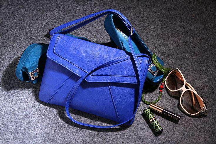 Aliexpress.com: Compre Das mulheres envelope de couro sacos de ombro das senhoras pequeno do vintage verão bolsas crossbody sling messenger bag 2015 designer satchels de confiança Saco fornecedores em MS HEDY Women's Bag