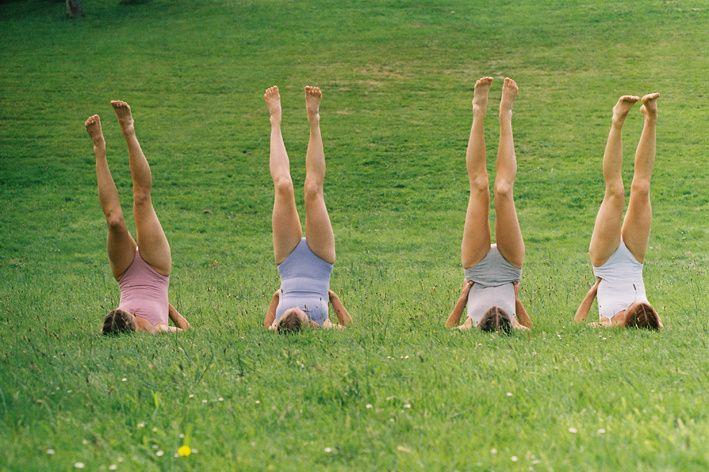 Dancers, ballet, film photography, 35mm, analogue, leotard, pastel, sequin jumpsuit, movement