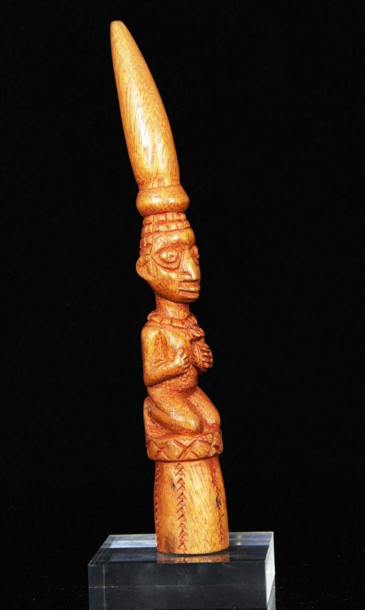 Ifa Divination Tapper, Iroke Ifa, Yoruba Tapper,Ifa Religion Tapper,Santeria,Lucumi,Divination tool Yoruba,Nigeria,Ifa Priest Tapper by Grainsofafrica on Etsy