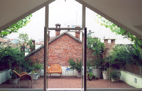 Loft Conversion - Rooftop Balcony Super special converted attic space | Style and Design