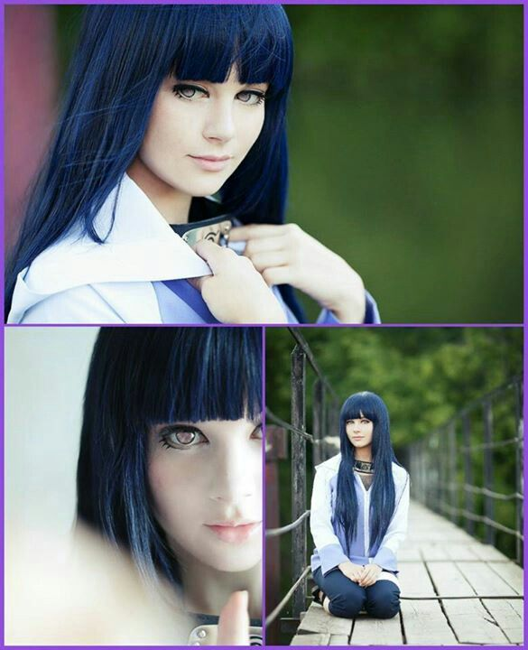 Hinata cosplay would be my go to, but I couldn't do contacts and that'd ruin the whole cosplay                                                                                                                                                                                  More