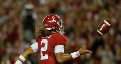 College Football Playoff rankings: Alabama No. 2 in first ranking of 2017