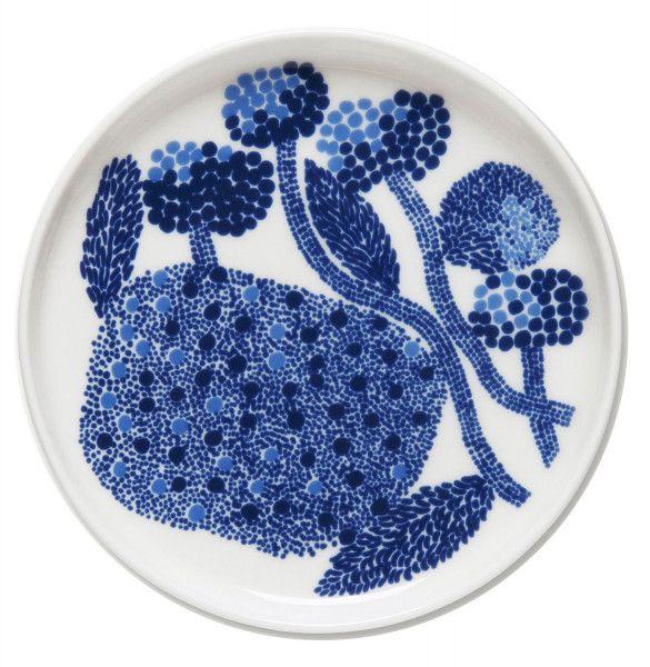 Marimekko Mynsteri Oiva plate Ø 13,5 cm limited