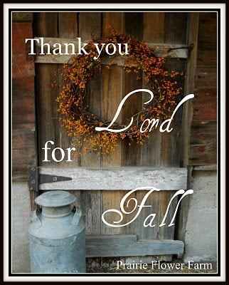thank you Lord for fall.....The Lord, Happy Sunday, Thank You Lord, Favorite Time, Favorite Seasons, Fall Autumn, Flower Farms, Fall Seasons