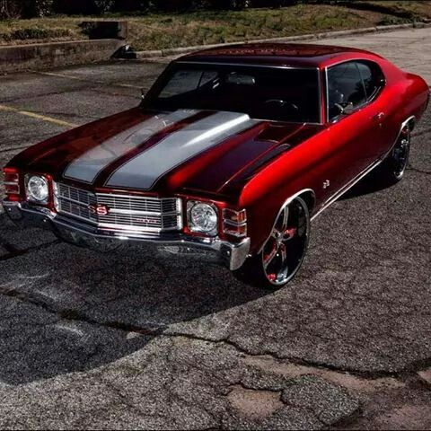 69 Chevelle SS 396