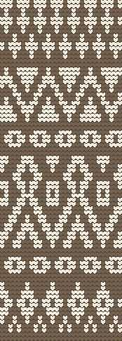 Line, Knitting patterns free, knitting charts and motifs - www.knitting-patterns-free.rucniprace.cz