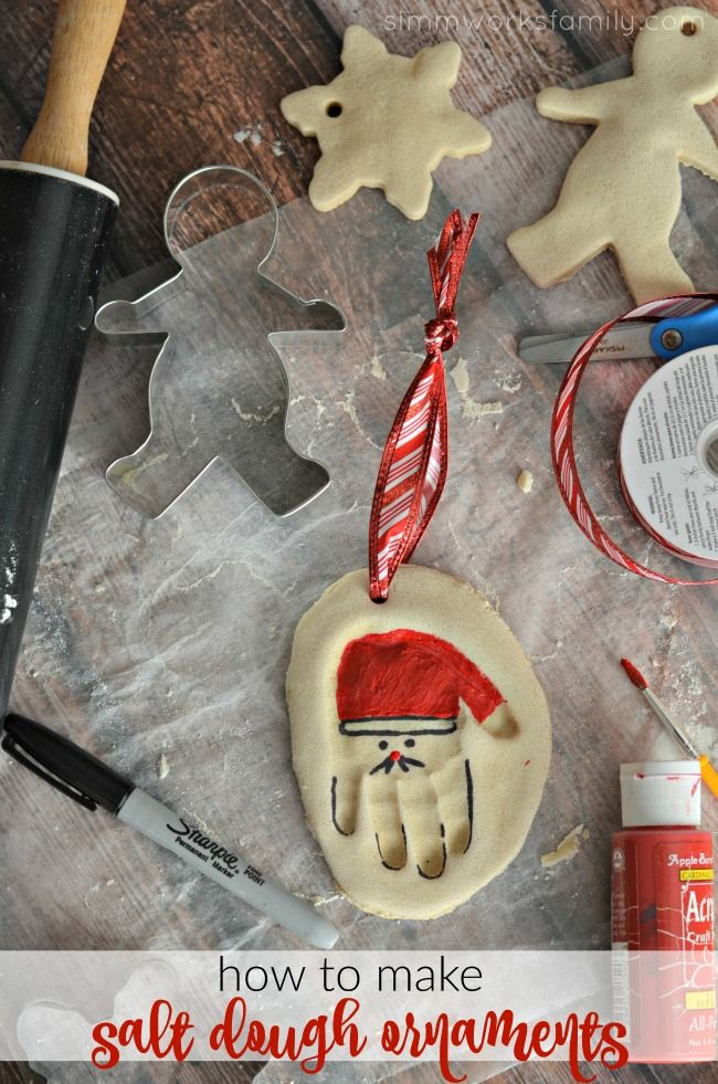 How To Make Sour Dough Christmas Decorations : Best christmas images on holiday ideas