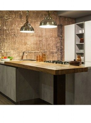 Oltre 25 fantastiche idee su cucina penisola su pinterest ripiani per cucina bancone bar per - Piano snack cucina ...