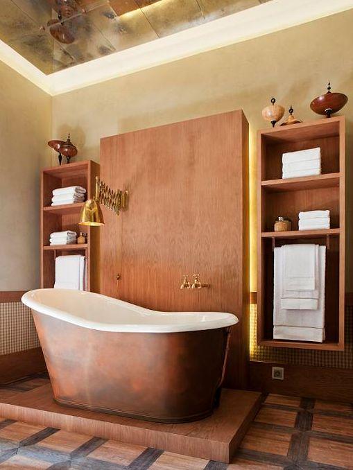 32 best cuartos de ba o en casa decor images on pinterest - Disenadores de interiores barcelona ...
